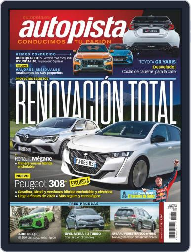 Autopista (Digital) January 21st, 2020 Issue Cover