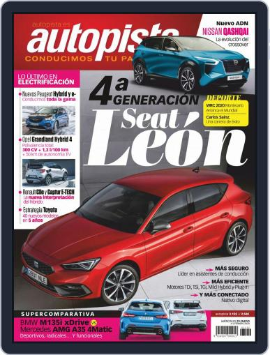 Autopista (Digital) January 29th, 2020 Issue Cover