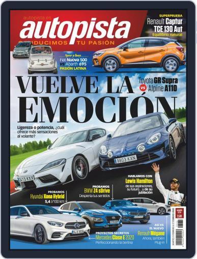 Autopista (Digital) February 11th, 2020 Issue Cover