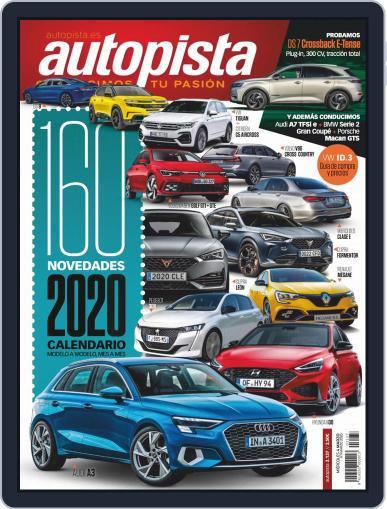 Autopista (Digital) March 4th, 2020 Issue Cover