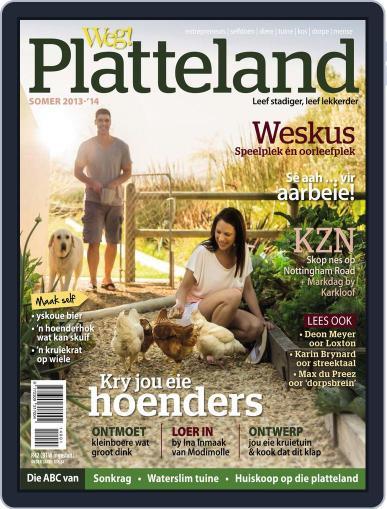 Weg! Platteland November 21st, 2013 Digital Back Issue Cover