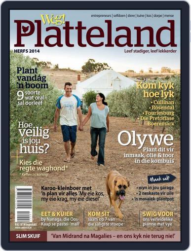 Weg! Platteland February 20th, 2014 Digital Back Issue Cover