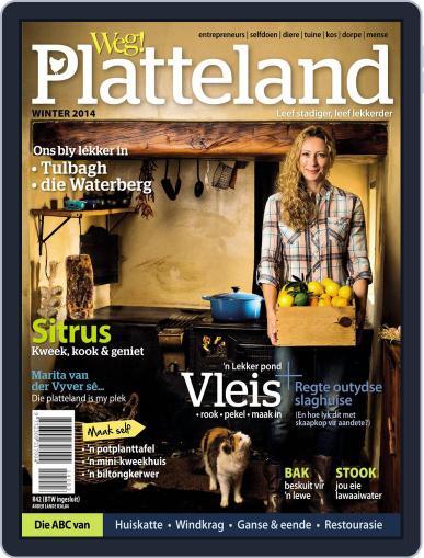 Weg! Platteland May 22nd, 2014 Digital Back Issue Cover