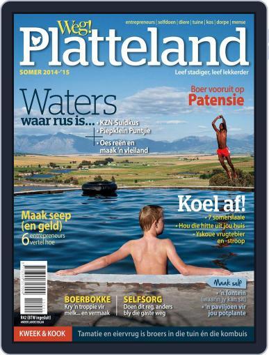 Weg! Platteland November 26th, 2014 Digital Back Issue Cover