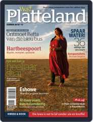 Weg! Platteland (Digital) Subscription November 1st, 2016 Issue