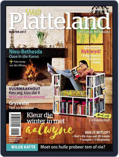Weg! Platteland January 12th, 2017 Digital Back Issue Cover