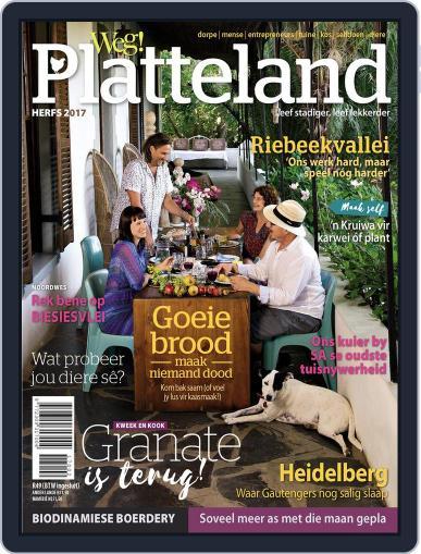 Weg! Platteland March 1st, 2017 Digital Back Issue Cover