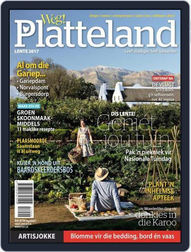 Weg! Platteland August 11th, 2017 Digital Back Issue Cover