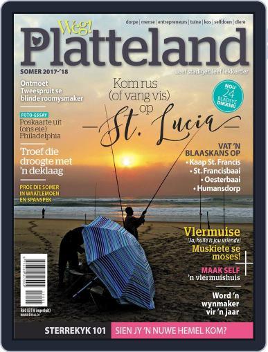 Weg! Platteland November 17th, 2017 Digital Back Issue Cover