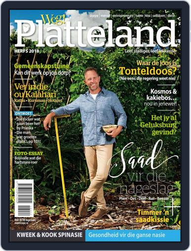 Weg! Platteland (Digital) February 16th, 2018 Issue Cover