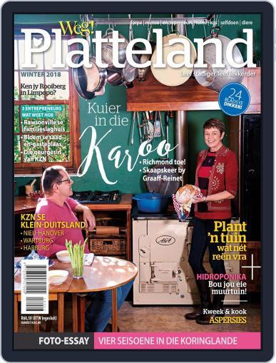 Weg! Platteland (Digital) May 9th, 2018 Issue Cover