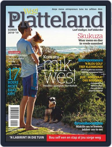 Weg! Platteland November 14th, 2018 Digital Back Issue Cover