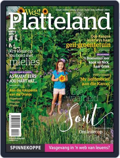 Weg! Platteland (Digital) February 15th, 2019 Issue Cover