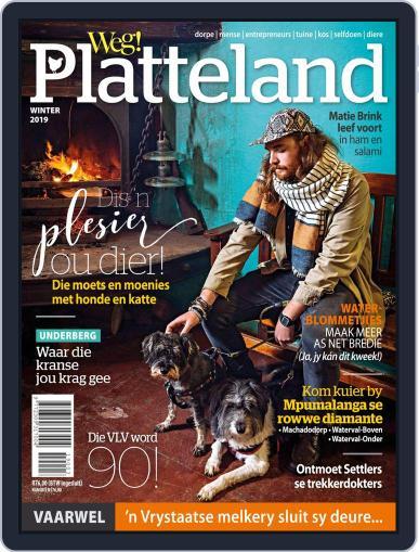 Weg! Platteland (Digital) May 10th, 2019 Issue Cover