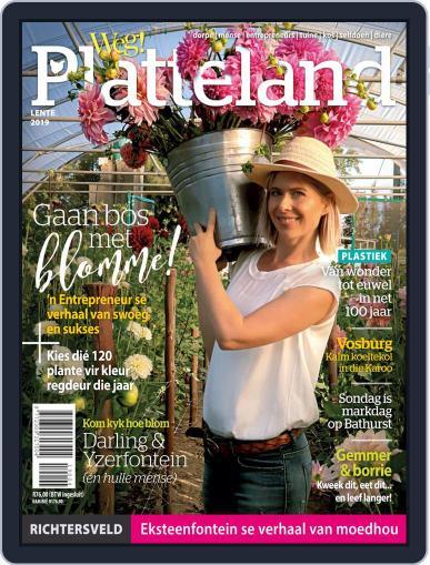 Weg! Platteland August 9th, 2019 Digital Back Issue Cover