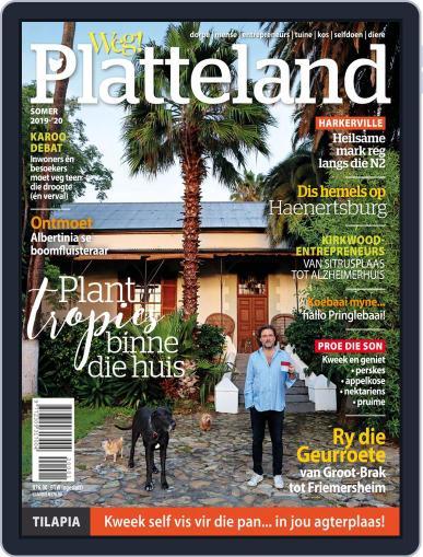 Weg! Platteland November 8th, 2019 Digital Back Issue Cover