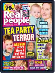 Real People (Digital) Subscription February 14th, 2019 Issue
