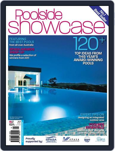 Poolside Showcase (Digital) January 9th, 2012 Issue Cover