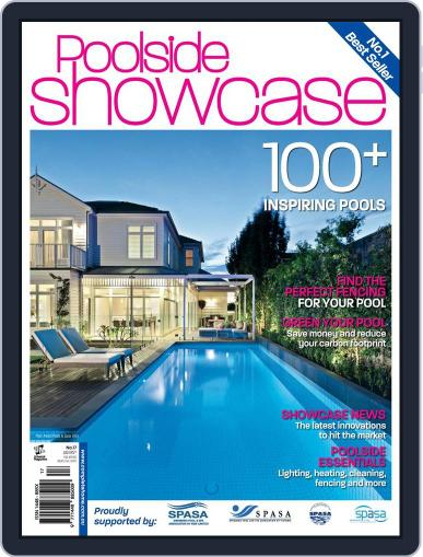 Poolside Showcase (Digital) June 24th, 2012 Issue Cover