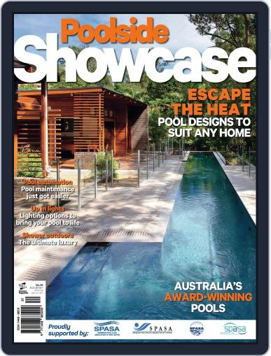 Poolside Showcase (Digital) January 27th, 2014 Issue Cover