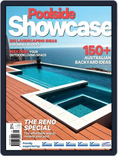 Poolside Showcase (Digital) August 27th, 2014 Issue Cover