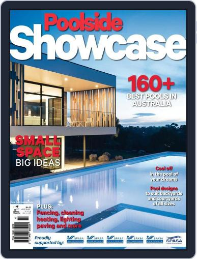 Poolside Showcase (Digital) March 18th, 2015 Issue Cover