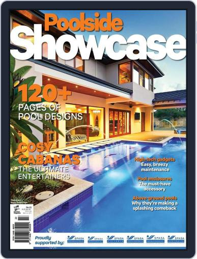 Poolside Showcase (Digital) September 23rd, 2015 Issue Cover