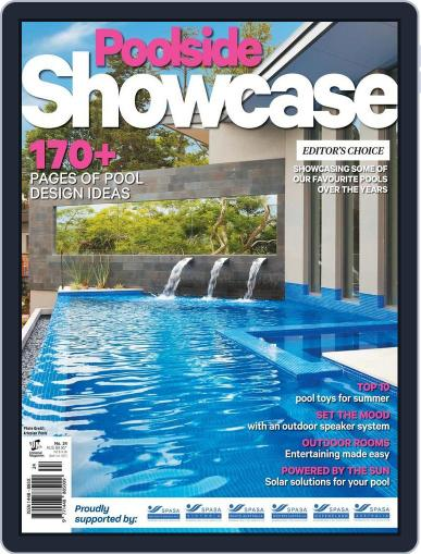 Poolside Showcase (Digital) March 3rd, 2016 Issue Cover