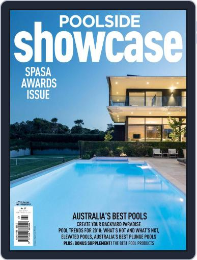 Poolside Showcase (Digital) October 1st, 2017 Issue Cover