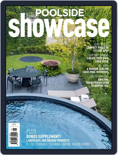 Poolside Showcase (Digital) May 1st, 2018 Issue Cover