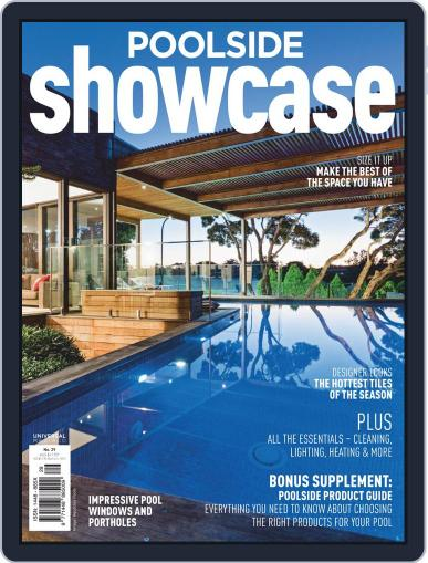 Poolside Showcase (Digital) October 3rd, 2018 Issue Cover