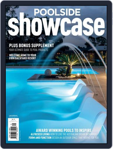 Poolside Showcase (Digital) January 1st, 2020 Issue Cover