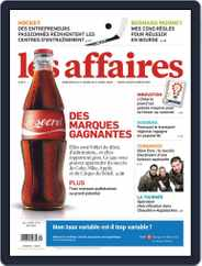 Les Affaires (Digital) Subscription March 25th, 2010 Issue