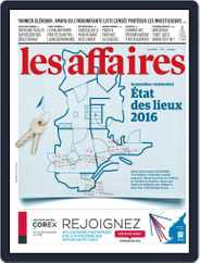 Les Affaires (Digital) Subscription April 9th, 2016 Issue