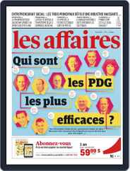 Les Affaires (Digital) Subscription May 28th, 2016 Issue