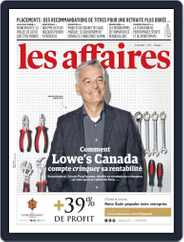 Les Affaires (Digital) Subscription August 25th, 2016 Issue