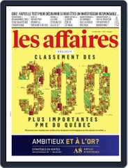 Les Affaires (Digital) Subscription October 20th, 2016 Issue