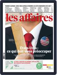 Les Affaires (Digital) Subscription October 27th, 2016 Issue