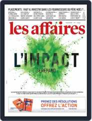 Les Affaires (Digital) Subscription December 3rd, 2016 Issue