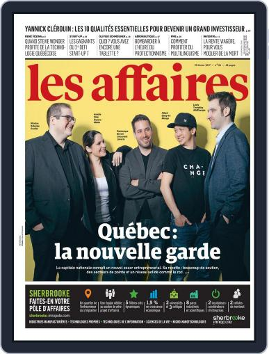 Les Affaires (Digital) February 25th, 2017 Issue Cover