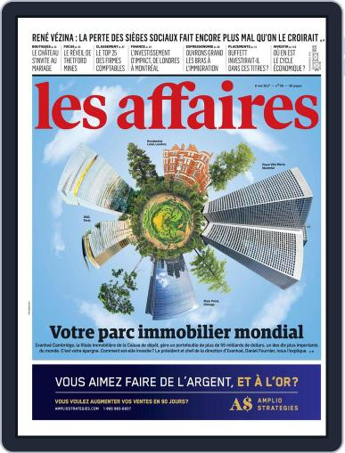 Les Affaires (Digital) May 6th, 2017 Issue Cover