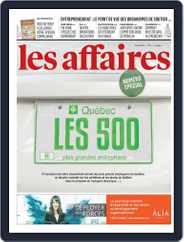 Les Affaires (Digital) Subscription May 20th, 2017 Issue