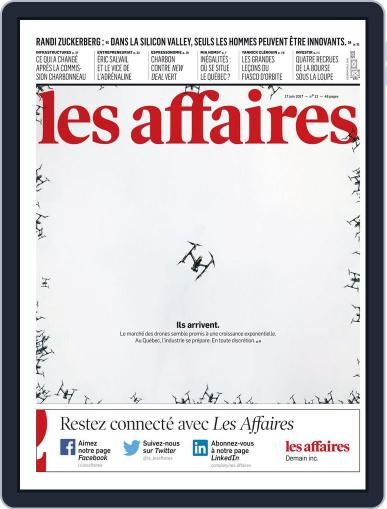 Les Affaires (Digital) June 17th, 2017 Issue Cover