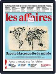 Les Affaires (Digital) Subscription July 22nd, 2017 Issue
