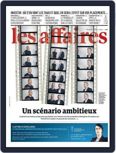Les Affaires (Digital) August 26th, 2017 Issue Cover