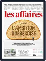 Les Affaires (Digital) Subscription September 9th, 2017 Issue