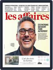 Les Affaires (Digital) Subscription September 23rd, 2017 Issue