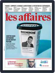Les Affaires (Digital) Subscription October 14th, 2017 Issue