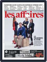 Les Affaires (Digital) Subscription November 25th, 2017 Issue