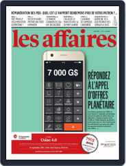 Les Affaires (Digital) Subscription June 2nd, 2018 Issue